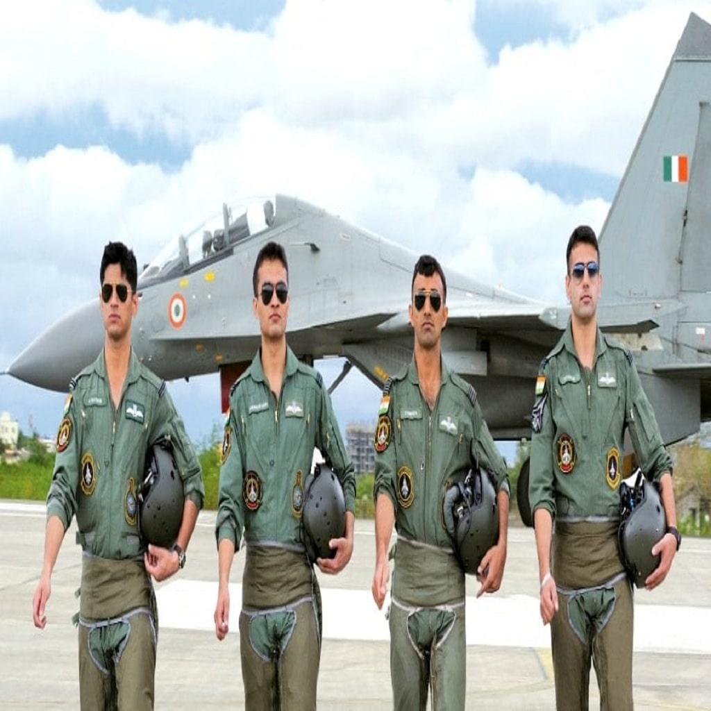 AIR FORCE COACHNG IN DELHI